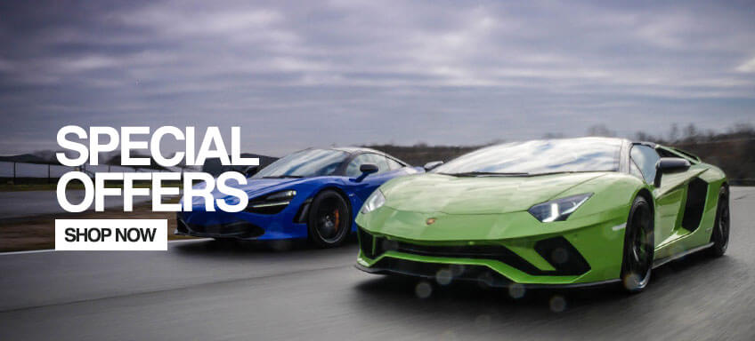 Track Days And Driving Experiences Gift Vouchers