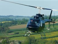 25-35 Minute Extended Helicopter Flight Special Offer for One                                                                                          Experience Day