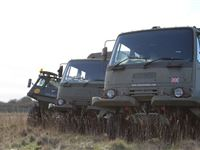 4x4 Army Truck Driving Experience