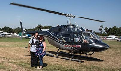 12 Mile Themed Helicopter Flight For ONE 1