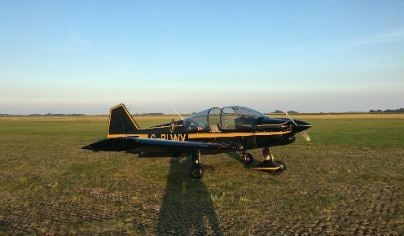30 Min Introductory Flying Lesson including Aerobatics For ONE 1