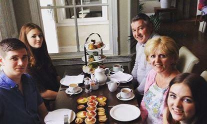 Afternoon Tea for Two at Colwick Hall Hotel 1