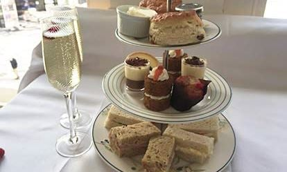 Afternoon Tea with Bubbly for Two at Milk  Sugar 1