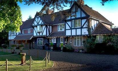 Country House Retreat for Two at Little Silver Country Hotel Kent 1