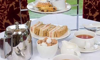 Deluxe Afternoon Tea for Two at The Grinkle Park Hotel 1