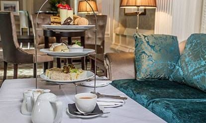 Deluxe Afternoon Tea for Two at The Old Swan Hotel 1