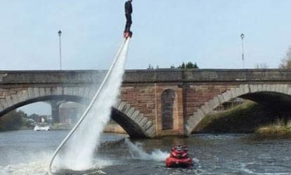 Flyboarding Experience for Two 1