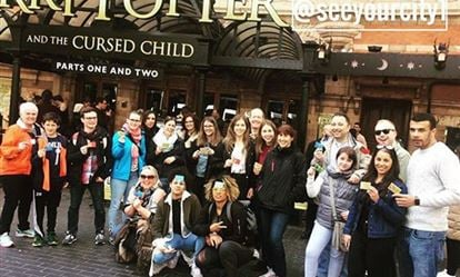 Harry Potter Walking Tour for Two 1
