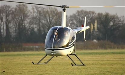 Insight to Becoming a Helicopter Pilot For ONE 1
