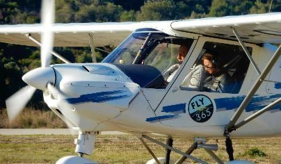 Introductory Microlight Flying Lesson For ONE 1