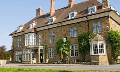 Luxury Overnight Stay at The Speech House with Afternoon Tea for Two 1