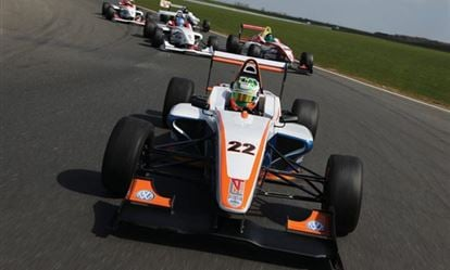 Motor Sport Entrance Ticket for Two 1