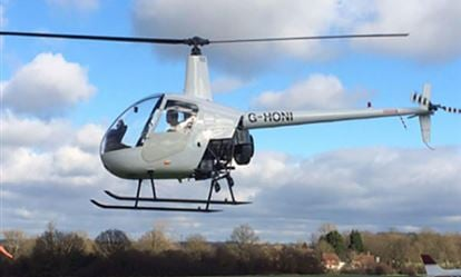 One-to-One Helicopter Flying Lesson 1