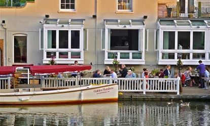 Oxford Afternoon Tea River Cruise for Two 1