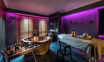 Spa Day and Massage at Stradey Park Hotel and Spa 1