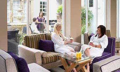 Spa Day For Two with a Treatment Cream Tea and Prosecco 1