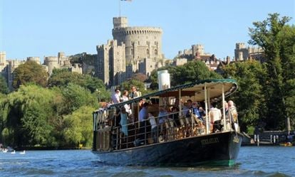 Steam Boat Tea Cruise for Two 1