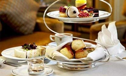 Stylish London Afternoon Tea for Two 1