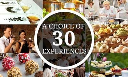 Ultimate Choice for Food and Drink - Gift Experience Voucher 1