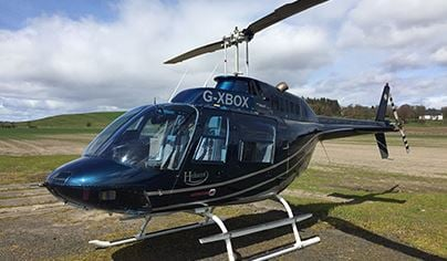 30 Min Themed Helicopter Sightseeing Tour For ONE 1