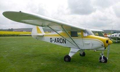 30 Minute Flight in a Classic Aircraft for One Adult and One Child 1
