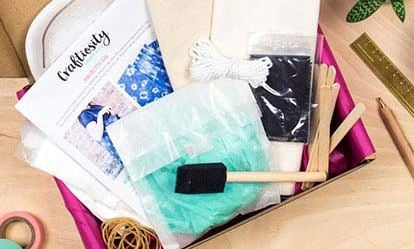 6 Month Craft Kit Subscription 1