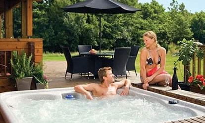 99 Credit Towards Lodges with Hot Tubs Collection by Hoseasons 1