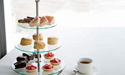 Afternoon Tea Cruise for Two on the Thames 1