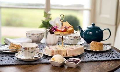 Afternoon Tea for Two at Brooks Country House 1