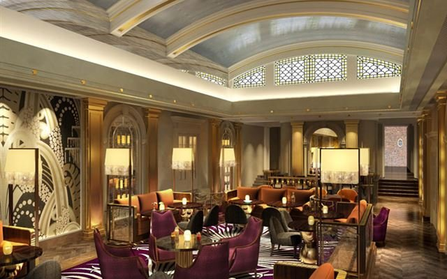 Afternoon Tea for Two at Park Lane Hotel 1