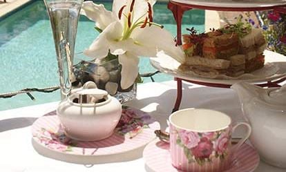 Afternoon Tea for Two at the Hotel Penzance 1