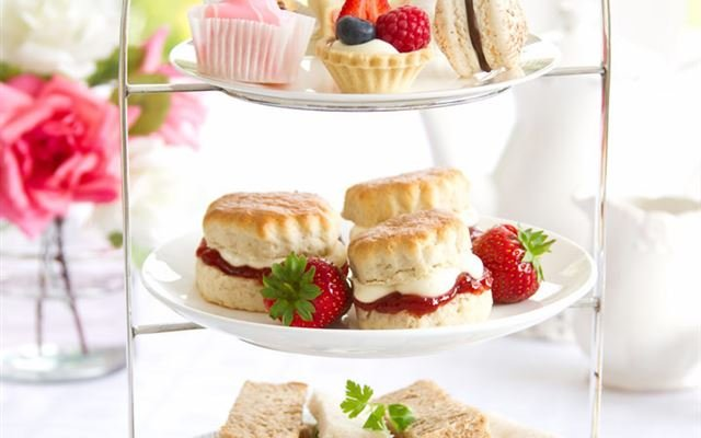 Afternoon Tea for Two at The Mercure Albrighton Hall Hotel 1