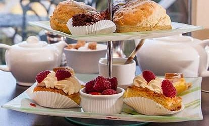 Afternoon Tea for Two at The Orestone Manor Hotel 1
