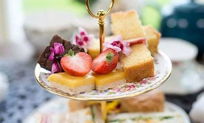 Afternoon Tea for Two with Bubbly at Brooks Country House 1