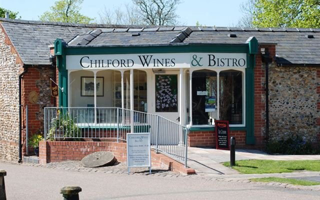 Chilford Hall Winter Wine Tasting with Lunch for Two 1