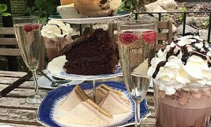 Chocolate Indulgence Afternoon Tea for Four at the Lion Rock Tea Room 1