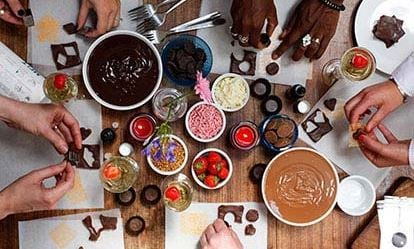 Chocolate Making Workshop 1