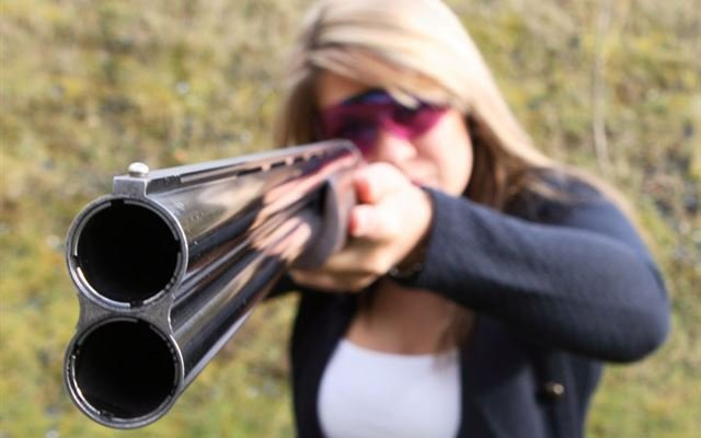 Clay Pigeon Shooting for Two with 100 Clays 1