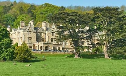 Country House Retreat for Two at Dumbleton Hall Hotel Worcestershire 1