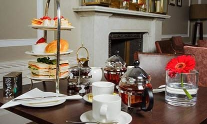 Deluxe Afternoon Tea for Two at Farington Lodge 1