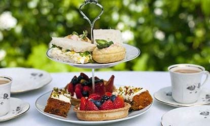 Deluxe Afternoon Tea for Two at The Hickstead Hotel 1