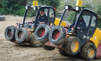 Dumper Racing for Two 1