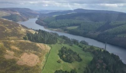 Extended Dambusters Helicopter Tour For TWO 1