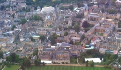 Extended Oxford City  Dreaming Spires Tour For ONE 1