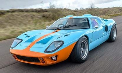 Ford GT40 Drive 1