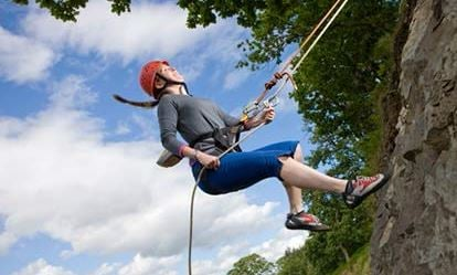Full Day Abseiling Experience 1