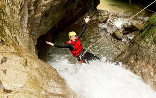 Full Day Canyoning for Two 1