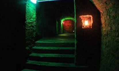Haunted Vaults and Graveyard Tour for Four 1