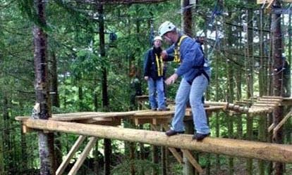 High Ropes Adventure 1