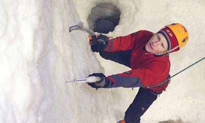 Ice Climbing for Two 1